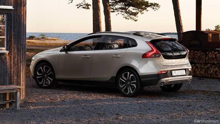 review 2017 volvo v40 cross country review. Black Bedroom Furniture Sets. Home Design Ideas