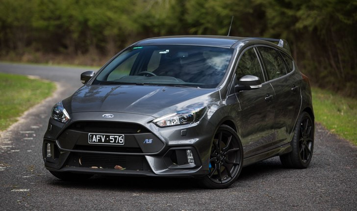 2017 Ford Focus RS - Review