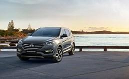 Hyundai Adds Value-Driven Santa Fe Active X V6 To The Lineup