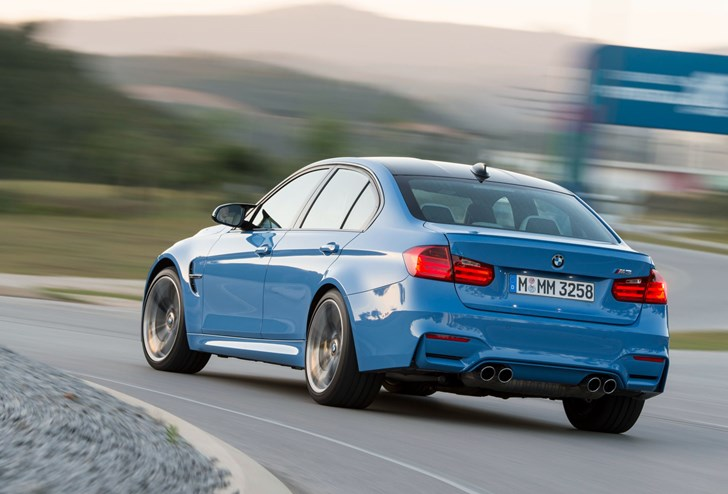 2017 BMW M3 - Review
