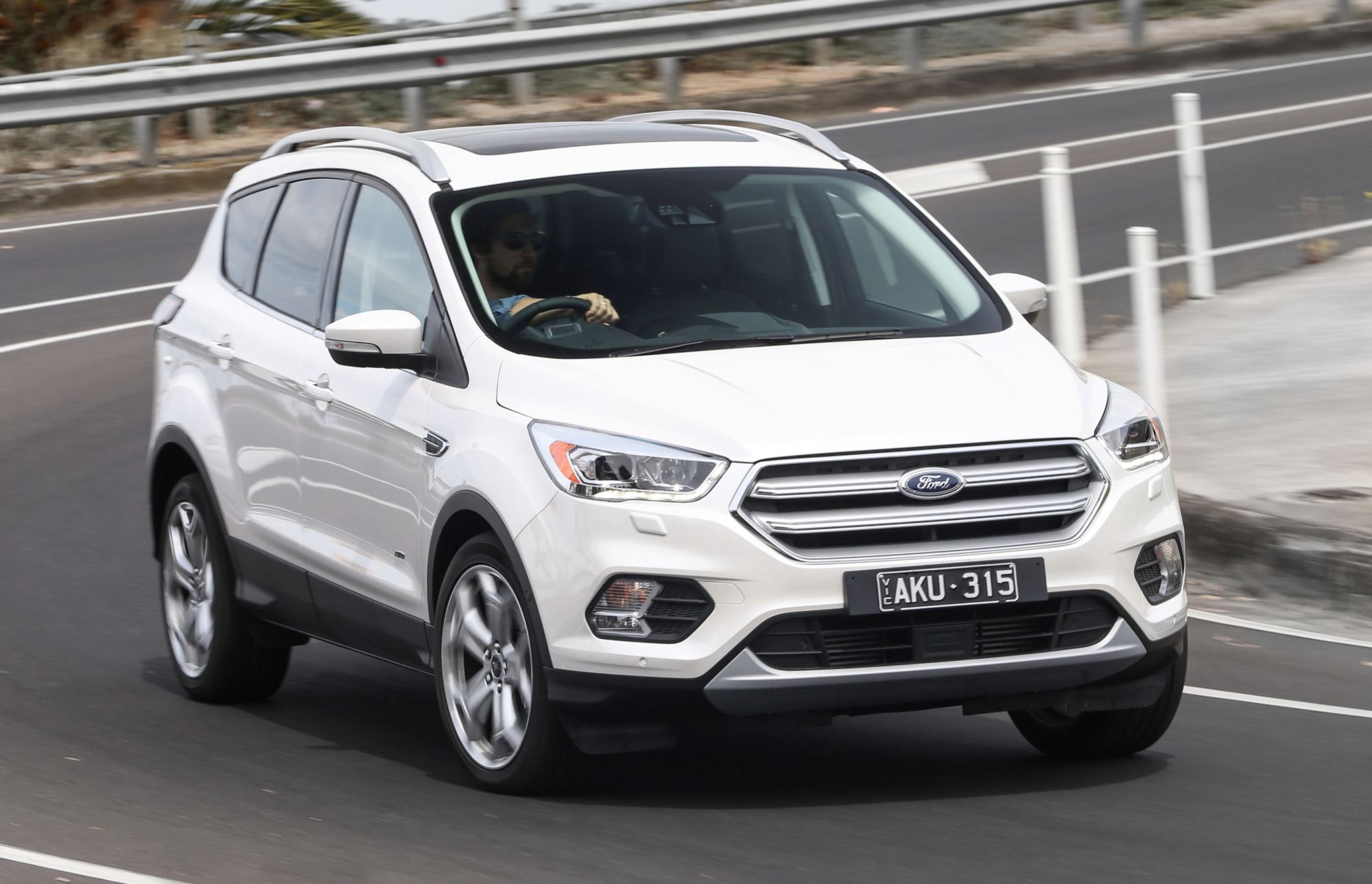 Review 2017 Ford Escape Review