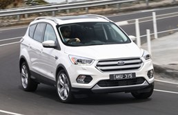 2017 Ford Escape - Review