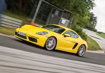 2017 Porsche 718 Cayman - Review