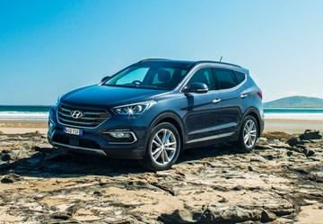 2017 Hyundai Santa Fe - Review
