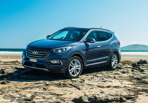 2017 Hyundai Santa Fe - Review