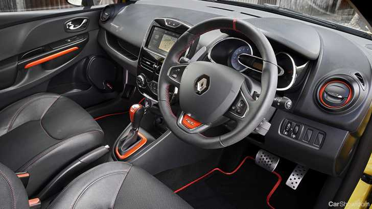Review 2017 Renault Clio Renaultsport Review