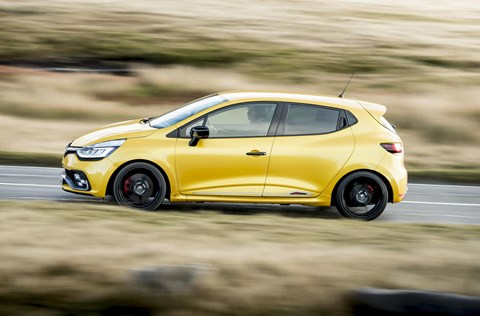 2017 Renault Clio RS - Review