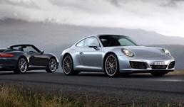 2017 Porsche 911 - Review