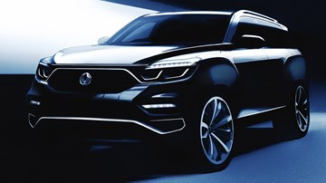 Ssangyong Will Bring Its Flagship SUV To Seoul Motor Show