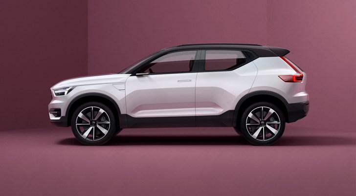 2016 Volvo Concept 40.1