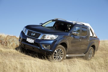 Nissan Updates Navara For 2017