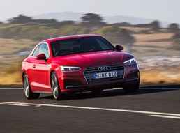 2017 Audi A5 and S5 Coupe Arrive in Australia