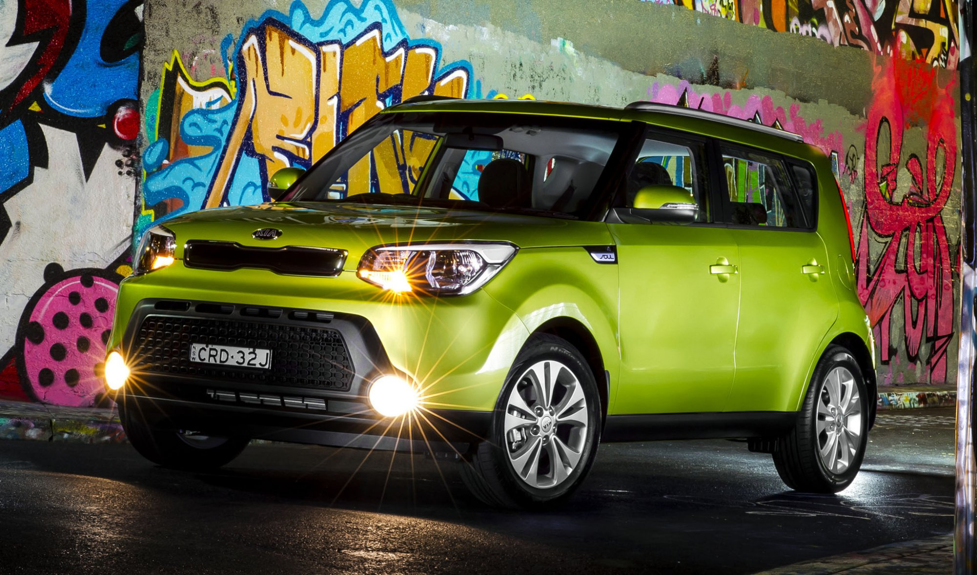 Review 2017 Kia Soul Review