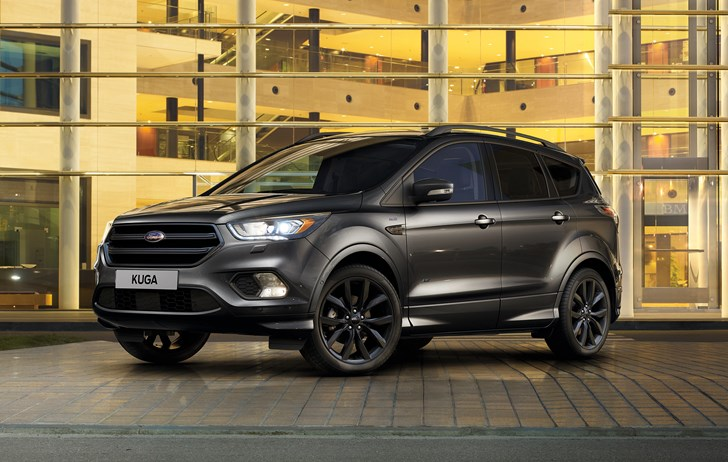 Ford Plotting An RS-badged High-Performance SUV