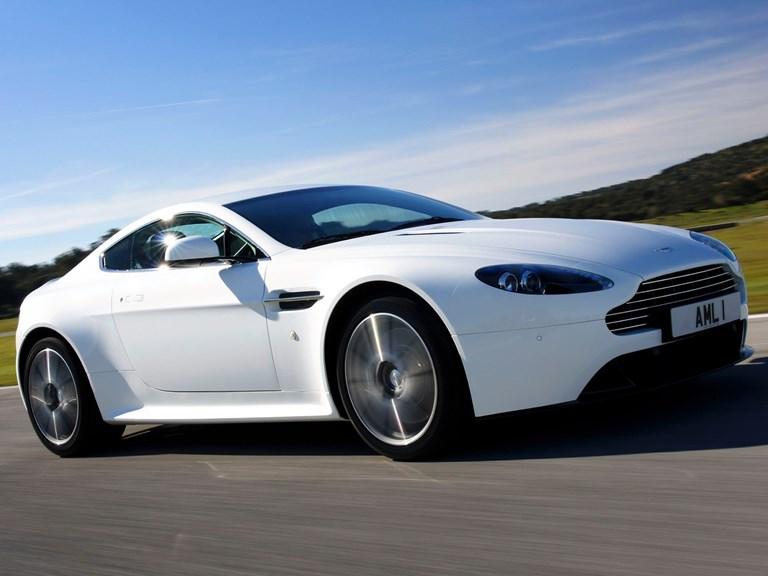 Aston Martin May Introduce AMG V8-Powered DB11 In Shanghai