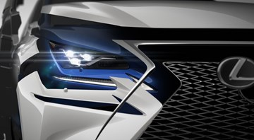 2017 Lexus NX Facelift To Debut In Shanghai