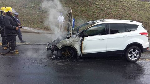 Ford (Finally) Issues Recall For Kuga, Fiesta ST