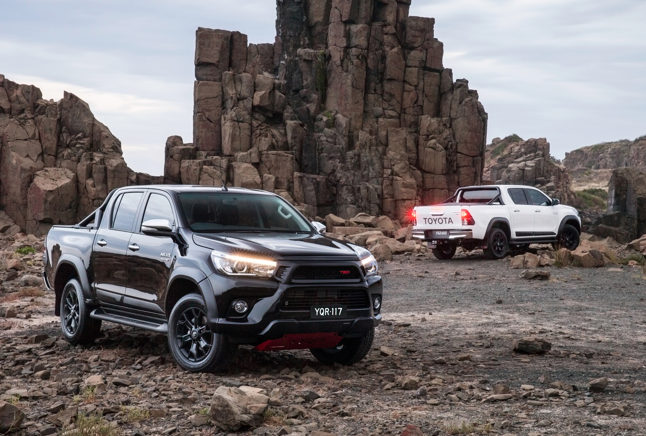 News - Toyota Gives HiLux SR5 The TRD Treatment