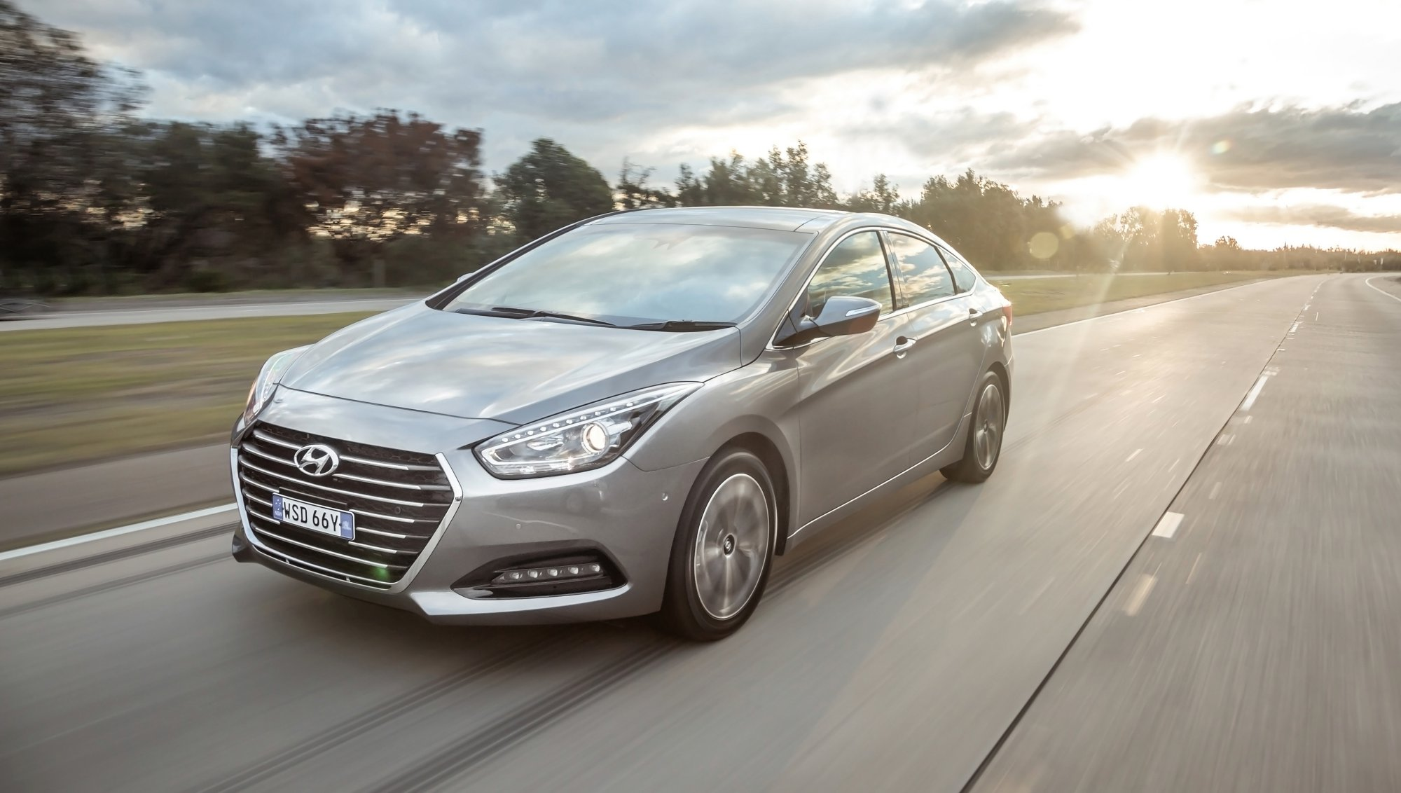 Review - 2017 Hyundai i40 - Review
