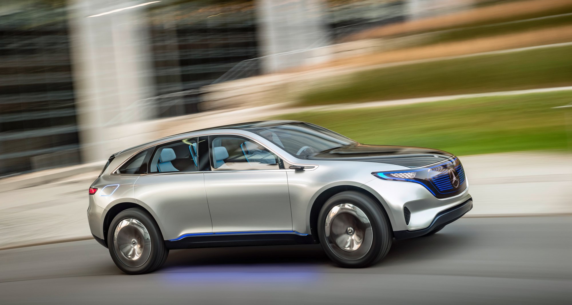 News Mercedes Benz Shortens Its Ev Timeline