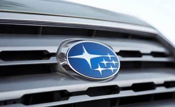 Subaru Corporation Rises From The East