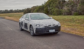 2018 Holden Commodore On The Road… Sort Of