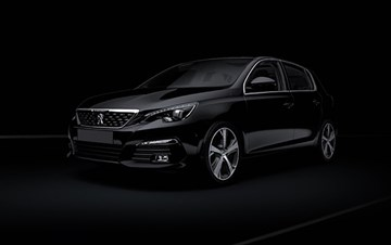 2017/2018 Peugeot 308 Facelift Outed
