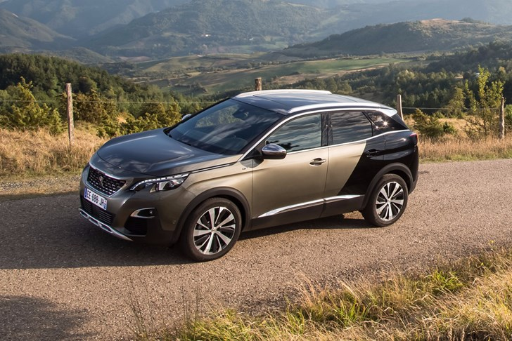 News - 2019 Peugeot 3008 GT Will Offer 224kW Hybrid Power