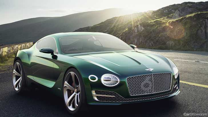 News - Bentley Still Intent On Lithe 2-Seater Sports Car