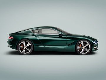 Bentley Speed 6 Concepts