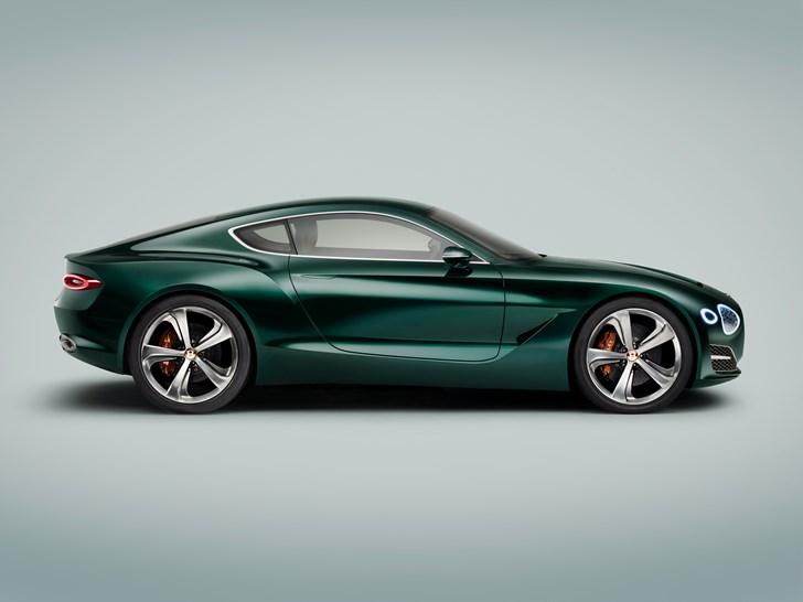 Bentley Speed 6 Concepts