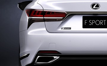 NYIAS To Host Reveal Of Lexus LS500 F-Sport