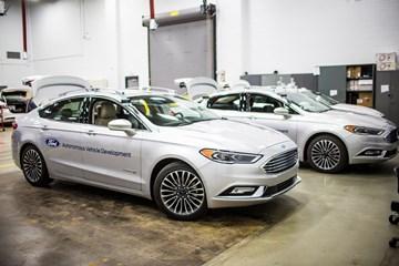 Ford Autonomous Development Project