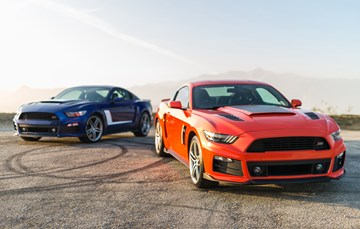 Ford Oz's Axes 500kW Mustang Power Upgrade Axed