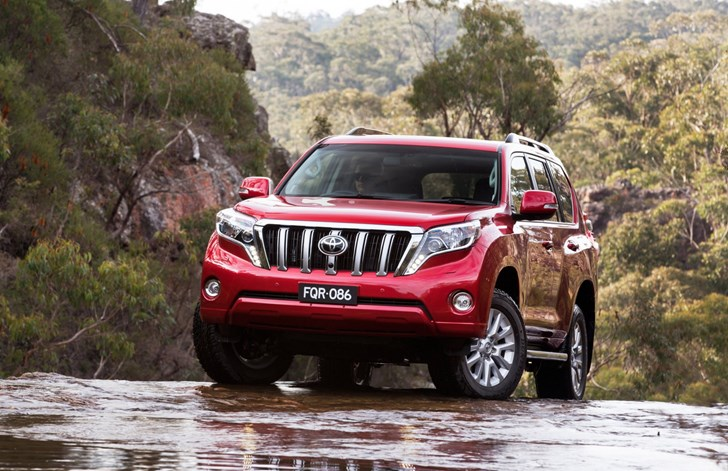 Review - 2017 Toyota Prado - Review