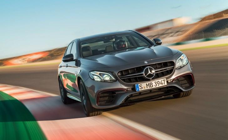 2017 Mercedes-AMG E63, E63 S Detailed