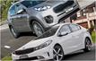 2017 Kia Cerato Sport & Sportage Si Premium