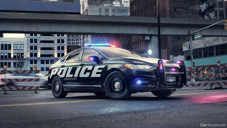 news ford fusion hybrid spearheads greener us police fleet. Black Bedroom Furniture Sets. Home Design Ideas