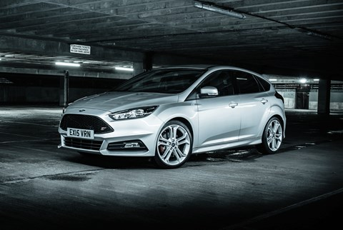 2018 Mk4 Ford Focus To Be Headlined By 205kW ST