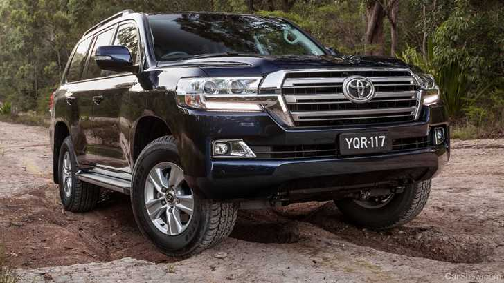 News 2017 land cruiser altitude rolls in for Free land 2017