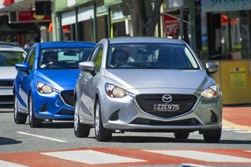 2017 Mazda2