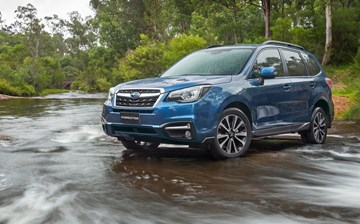 2017 Subaru Forester - Review