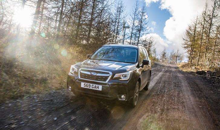 2017 Subaru Forester - Review