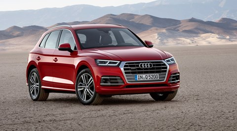 2017 Audi Q5 Detailed Ahead Of June Arrival