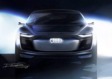Audi Teases e-tron Sportback Ahead Of Shanghai Unveil