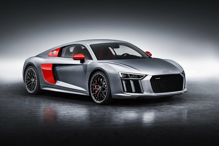 2017 Audi R8 Audi Sport Edition