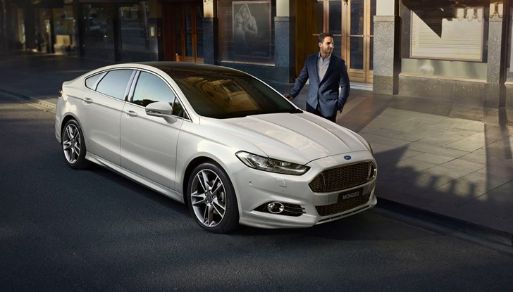 Ford Updates Mondeo For 2017