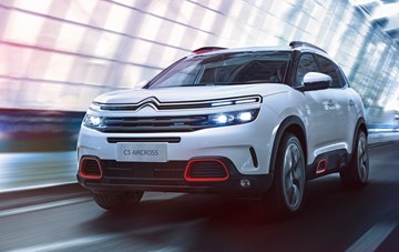 Citroen's C5 Aircross Fully Revealed In Shanghai