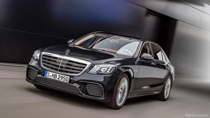 News 2017 mercedes benz s class limo revised still awesome for Crown mercedes benz