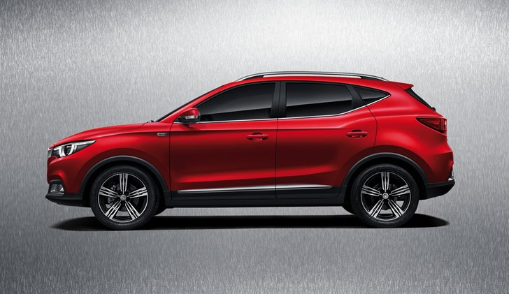 2017 MG ZS Detailed, Here In October
